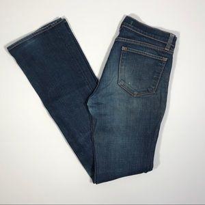 J Brand Jeans Style 805 Ink Straight Leg Long